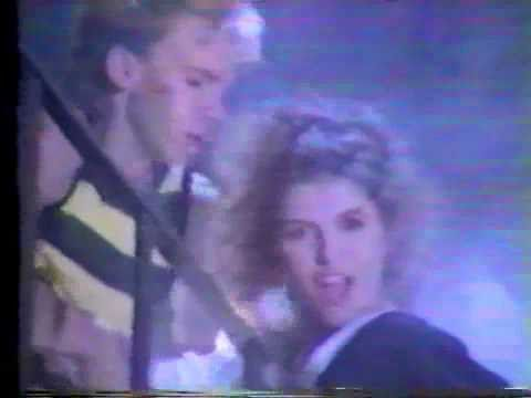 Finola Hughes 1985 Plymouth Duster Commercial
