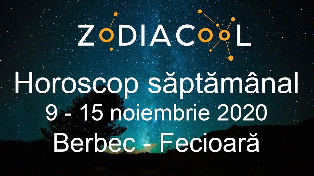 Horoscop saptamana 9 - 15 Noiembrie 2020 pentru Berbec - Fecioara, oferit de ZODIACOOL