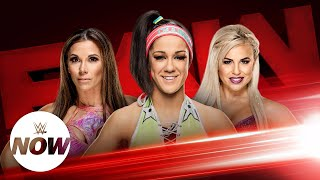 Triple Threat Match with Survivor Series implications set for Monday's Raw: WWE Now