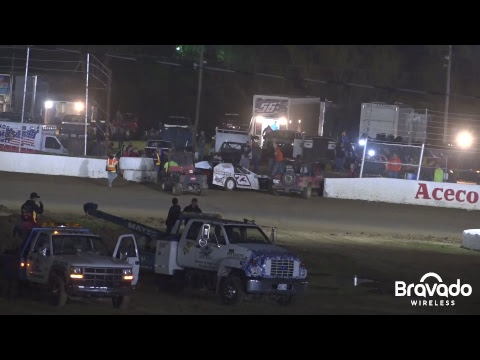 Lucas Oil MLRA Late Models Race at the Historic Thunderbird Speedway | Sponsored by Bravado Wireless
