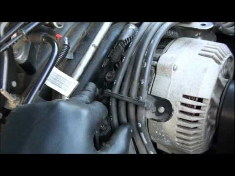 ALTERNATOR REMOVAL & REPLACEMENT FORD 46L 54L 68L V8 0R