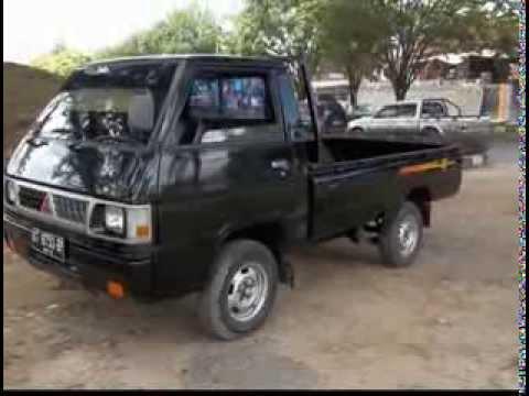 Dijual L300 Pick Up Mitsubishi 2011 Hitam Solar Hp 085246902754 Http