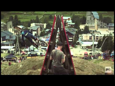 Crankworx Les 2 Alpes 2014: Polygon Air DH-iXS European Cup Webcast Replay