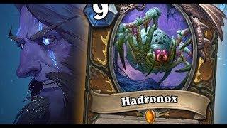 Druide taunt Hadronox - Le meilleur druide actuel !