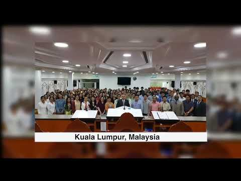 Birthday Greetings for the Executive Minister | Kuala Lumpur