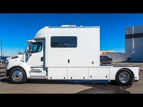 2012 Renegade Explorer St Toterhome Transwest Truck Trailer Rv