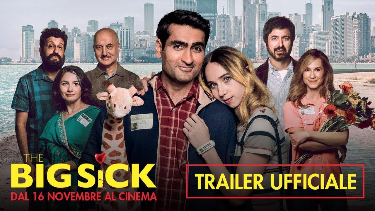 THE BIG SICK | Trailer Ufficiale Italiano | Dal 16 novembre al cinema