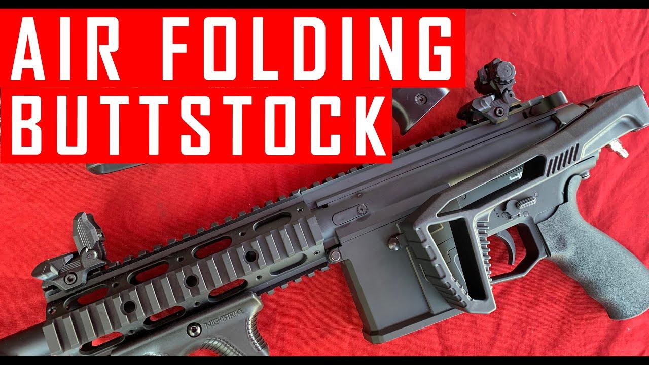 CMP Folding Air Buttstock Kit (Universal)
