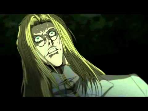 Hellsing WTF Special What does Marcellus Wallace look like