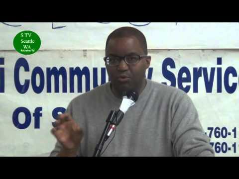 Daawo Kulankii SAPAC iyo Deputy Mayor ka Seattle