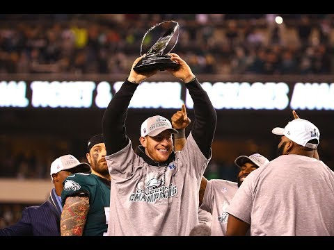 "NFL Philadelphia Eagles 2018 Super Bowl LII Hype Video - ""Dreams and Nightmares"""