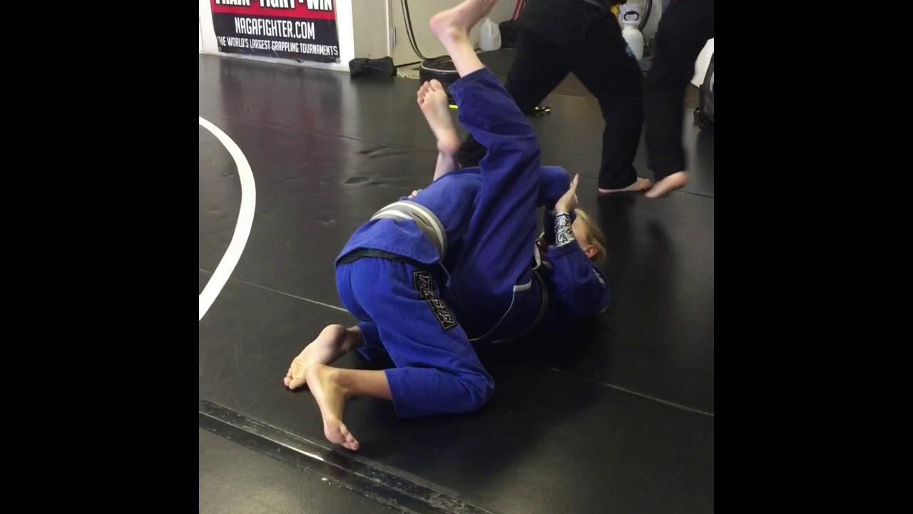 Training Jiu-Jitsu Port City MMA