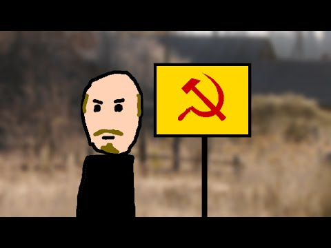 The Russian Revolution - a drunken history lesson by Mao