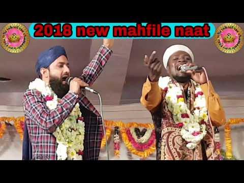 Feb 2018 Shabbir barkati Mahfile Naat With Imran Jaipuri Ali Ali Ali Ali Saare Record tode part 01