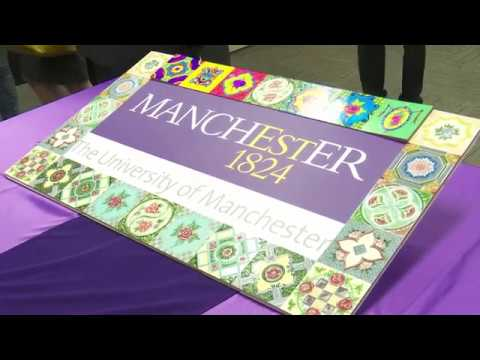 The University of Manchester Southeast Asia Centre Opening 20th Sep 2017