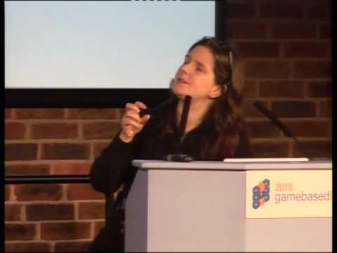 Margaret Robertson, Game Designer - Game Based Learning 2010