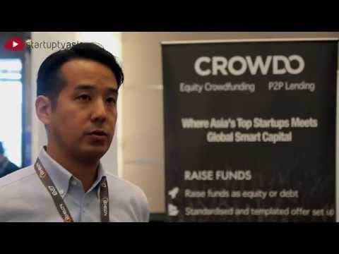 Crowdo - Southeast Asia's biggest crowdfunding platform