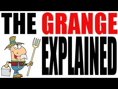 The Grange Explained in 3 Minutes: US History Review