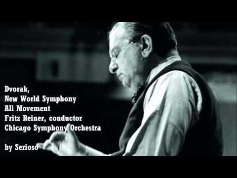 Dvorak, Symphony No 9, Reiner