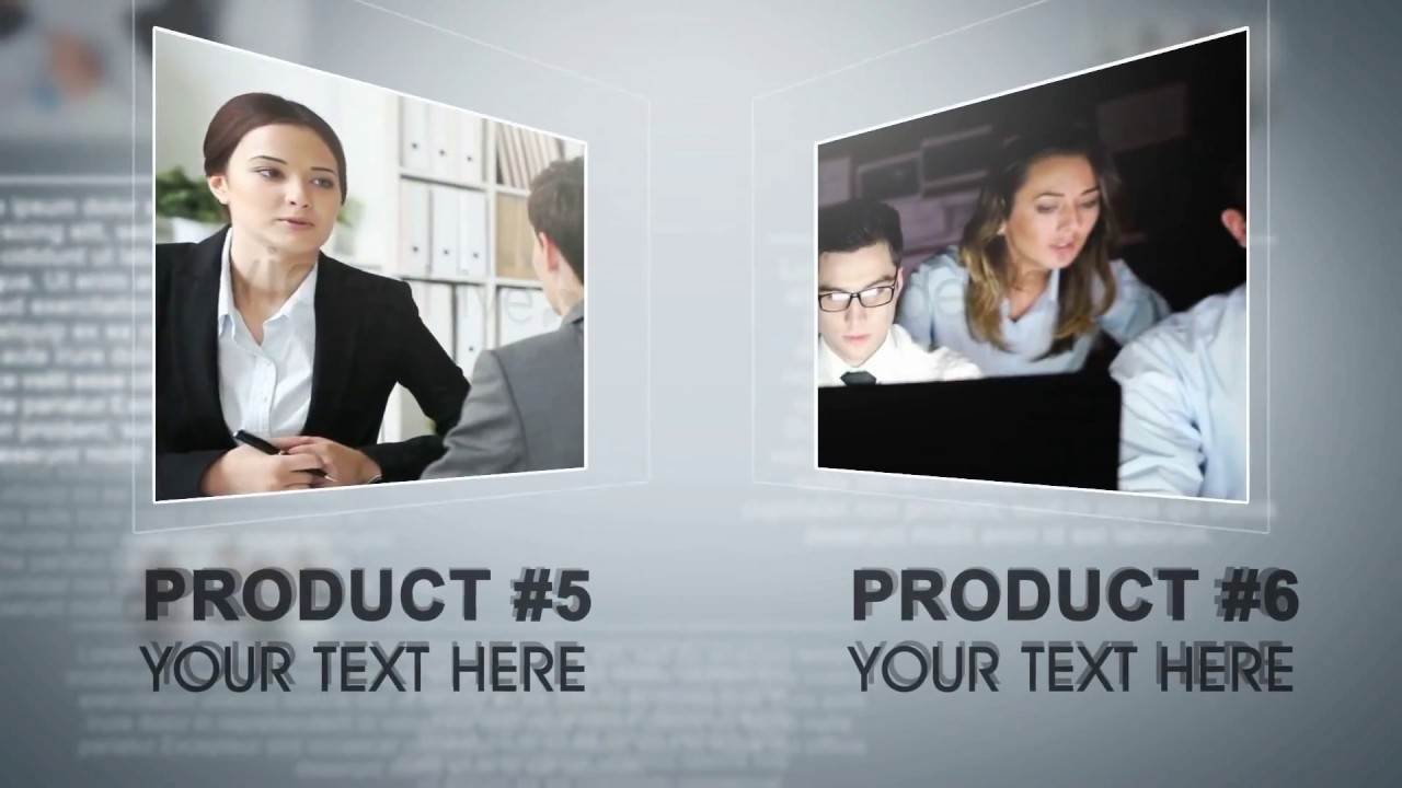 Business Promotion - Corporate Video Showcase (After Effects ...