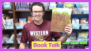 Carl and the Meaning of Life   Book Talk by Colby Sharp