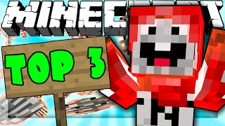 MINECRAFT | Top 3 ExplodingTNT Videos (Summer 2016)