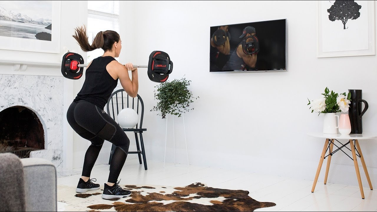 Les Mills On Demand Work Out At Home