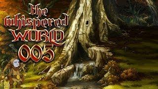 THE WHISPERED WORLD [HD+] #005 - Auf den Spuren der Shana ★ Let