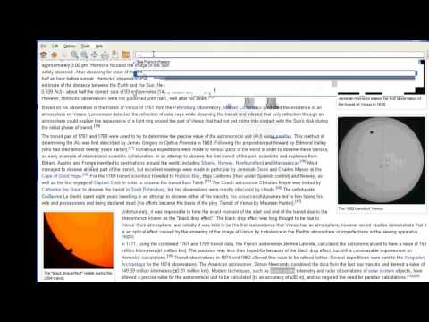 How to read Wikipedia offline