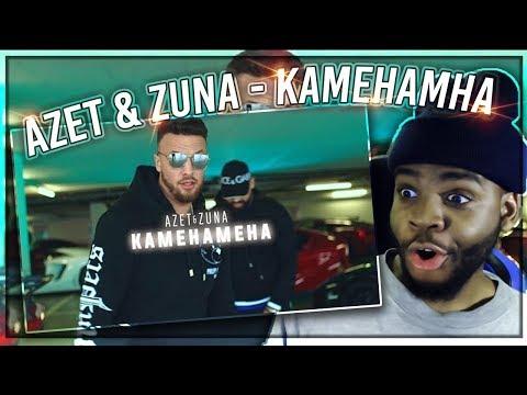 AZET & ZUNA - KAMEHAMEHA REACTION!!