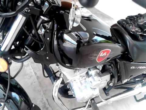 Moto Kurazai Chopper Custom 150cc Excelente Para R Youtube