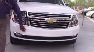 2016 Chevrolet Suburban LTZ Hubert Vester Chevrolet Wilson, NC