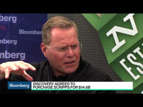 Discovery CEO on Group Nine and Acquisitions