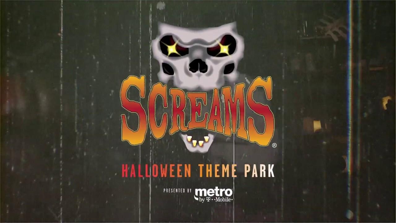 2020 Screams Halloween Theme Park Home ~ Screams
