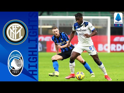 Inter Atalanta Goals And Highlights
