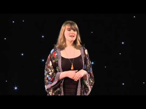 Making Poetry Loud | Catherine Wilson | TEDxUniversityofEdinburgh