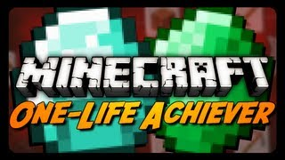 One Life Achiever - S2E1 - MORE EMERALDS THAN DIAMONDS?!?!!