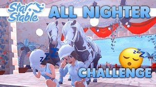 Star Stable All Nighter Challenge   Craziness At Night