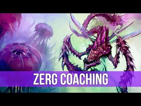 StarCraft 2 Coaching: Zerg Macro, Scouting & Viper Micro! (Full Session)
