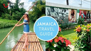 Jamaica Travel Guide with Becky Sheeran | TUI