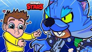 *NOWY* NAJLEPSZY SKIN DO LEONA!   - Brawl Stars z Admirosem