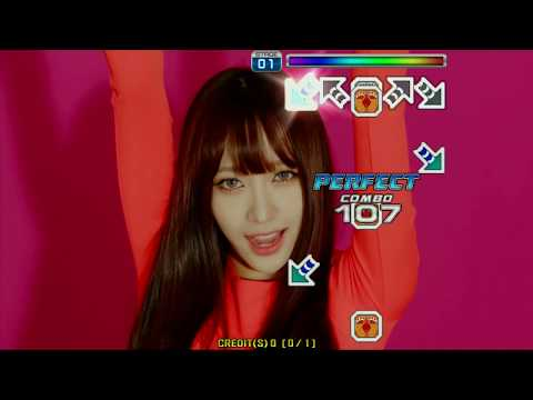 [Pump It Up Prime 2] Up & Down Full Song S8