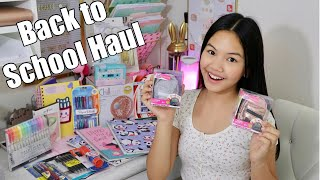 Back to School Supplies Haul! Hunt for Real Littles Backpacks!