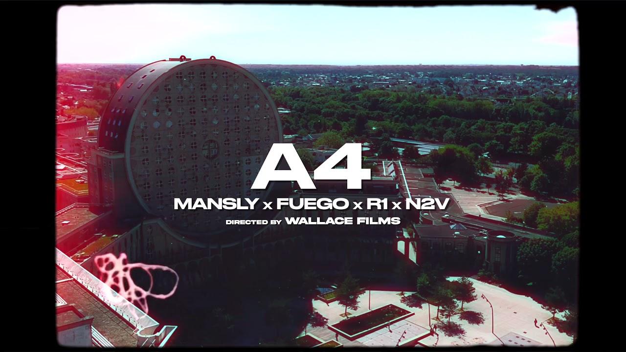 Download [ Les Princes de la Ville ] Mansly x Fuego x R1 x N2V  - A4 (Clip)