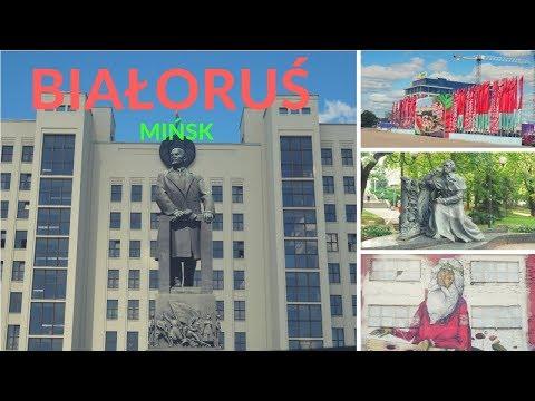 Miasto Słońca - Mińsk - 🇧🇾 BIAŁORUŚ #11