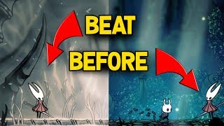 What Happens If You Beat Hornet 2 (Sentinel) BEFORE Hornet 1 (Protector)?