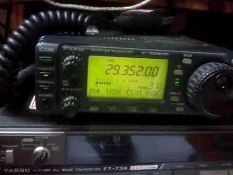 RS-15 Satellite Beacon Signal
