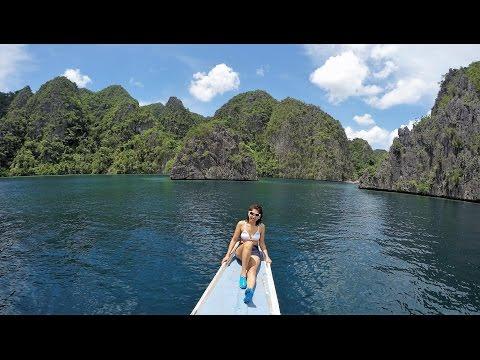 Coron, Palawan - July 2016  -  OneRepublic- I Lived (Arty Remix)