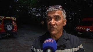 Savoie: un pompier coincé sous terre après un accident en spéléologie - 21/05