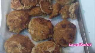 Salmon Croquettes| Auntie Fee's Tips